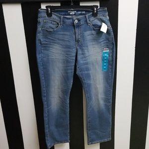 Levi's Denizen Curvy Slim Jean's Sz. 12S W31/L30